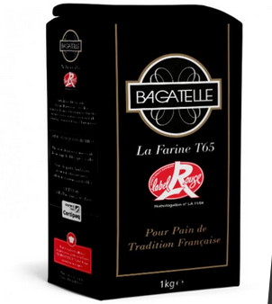 T65 Baguettemehl Label Rouge